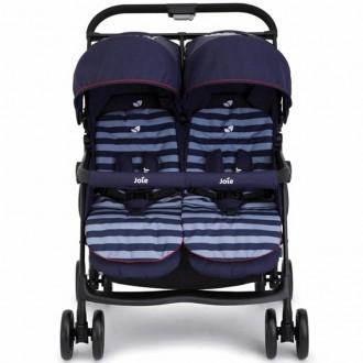 Прокат коляски для двойни JOIE Aire Twin
