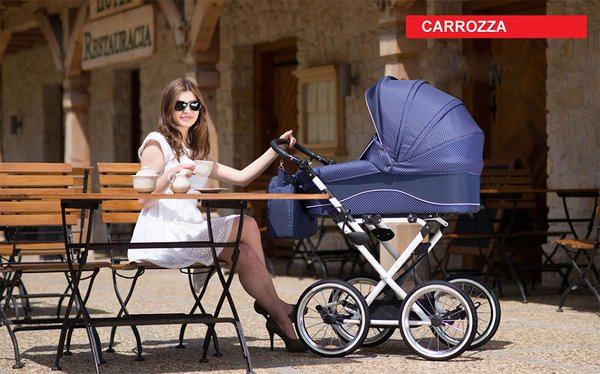 прокат Lonex Carrozza 2 в 1